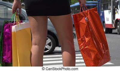 "Woman Shopping, Consumer, People - ""Woman Shopping,..."