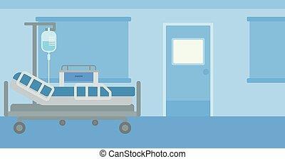 Background of hospital ward. - Background of hospital ward...