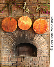 country hearth - Italian country oven...