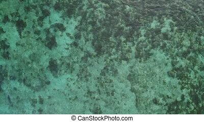 Philippinen, Luftaufnahmen, Boden, Licht, grün, wasserlandschaft, Ansicht