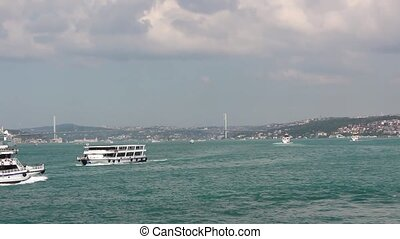 View of Bosphorus