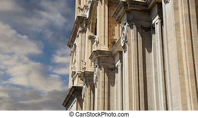 Granada Cathedral, Spain - Granada Cathedral Cathedral of...