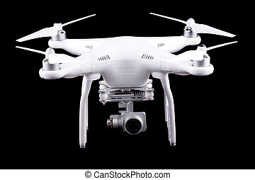 Quadrocopter, copter, drone - Unmanned aerial vehicle, drone...