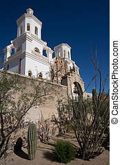mission xavier del bac in tucson arizona - mission Xavier...