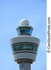 panowanie, wieża,  airtraffic