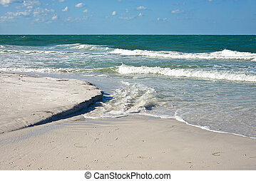 Anna Maria Island Coastline - Beautiful Coastline of Anna...