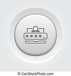 Password Protection Icon