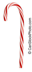 candy cane - 9x12 repeating background of candy canes on...