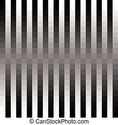 Squares, blocks abstract monochrome geometric pattern,...