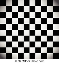 Shaded checkered pepita background - Repeatable checkered...