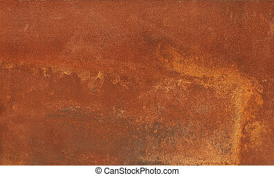 rust - background surface texture of rusted metal