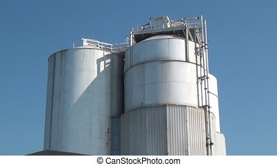 Liquid Storage Tanks or Silos