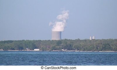 Nuke Plant Cooling Tower