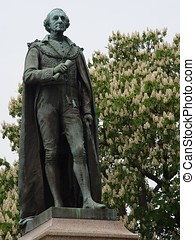 Standing Proud - Sir John A MacDonald statue in Kingston...