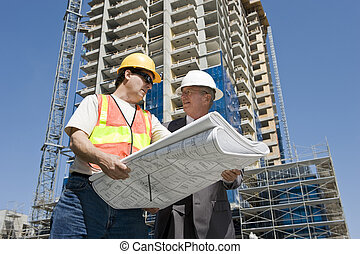 Developer and Contractor - Building developer and contractor...