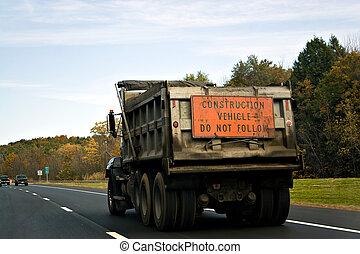 Construction Dump Truck