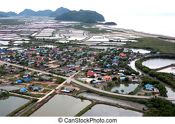 Scenic view of Khao Dang Viewpoint - Scenic view of Khao...