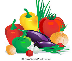 Vegetables3 - Vegetables