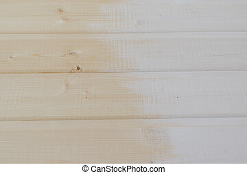 wood paneling from a pine background