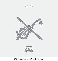 Fuel stop icon