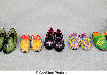 slippers - The image of slippers