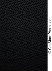 Dark Zigzag Pattern Background - A stylish extra dark...