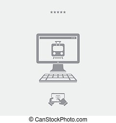 Train web services icon