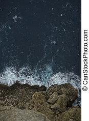mediterranean, views of Cape formentor in the tourist region...