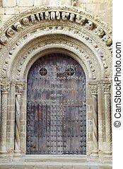 romanesque - the Romanesque church of Santa Maria in...