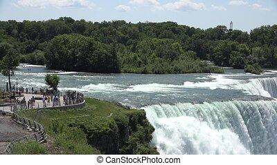 Waterfalls and Natural Cascades
