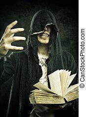 Prophet of post apocalyptic world - Miserable prophet in...