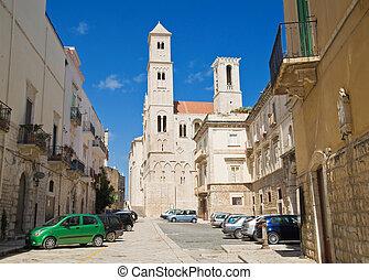 Cathedral Square Giovinazzo Apulia