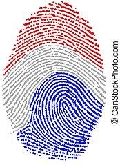 Fingerprint - Dutch