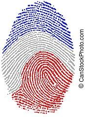 Fingerprint - France