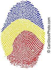 Fingerprint - Romania