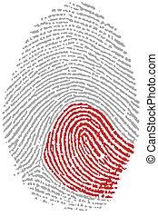 Fingerprint - Japan
