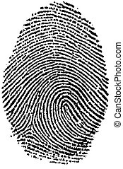 Fingerprint - My - My Fingerprint - in black state