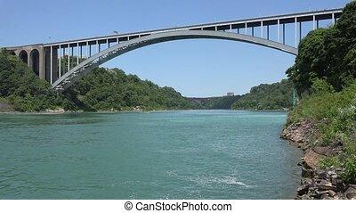 Bridge over River or Channel