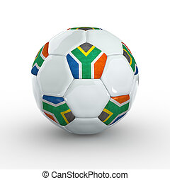 Soccer ball - Football world cup 2010 ball