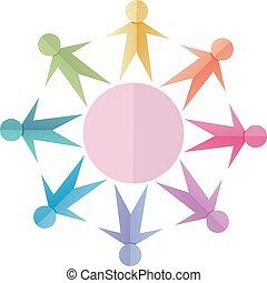Rainbow Paper Unity