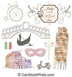 Attractions Of Italy
