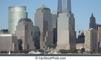Office Buildings and Financial District
