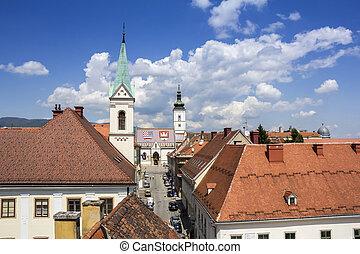 Zagreb Church of St Mark