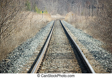abandoned railroad transportation industry