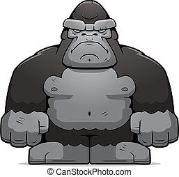 大きい, 猿