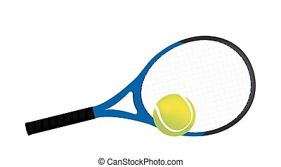 Tennis and rackets