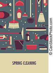 Poster for Spring Cleaning