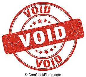 void red grunge round vintage rubber stamp