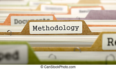 Methodology on Business Folder in Catalog. - Methodology on...