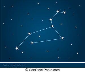 leo constelation.eps